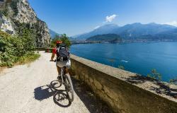 Vakantie aan het Gardameer: nieuw aspect voor de Ponale